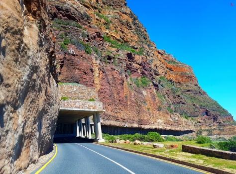 Chapman's Peak tunnel
