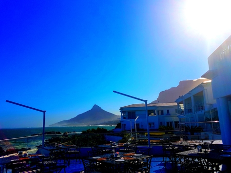 Lion's Head from 12 Apostles