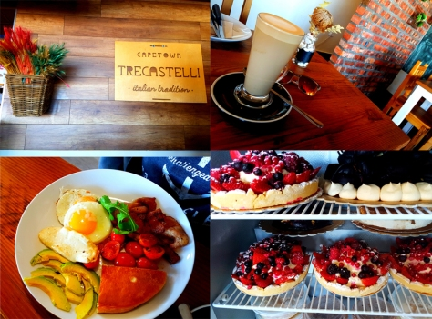Breakfast at Trecastelli