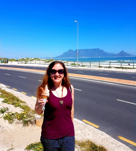 Ice cream in Blouberg