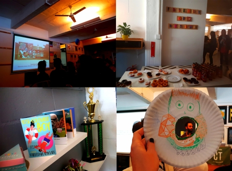 Creative Morning at Friends of Design