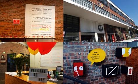 Red & Yellow School