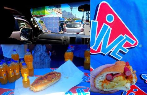 Jive taxi tour
