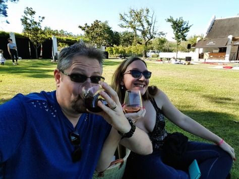 Picnic at Spier