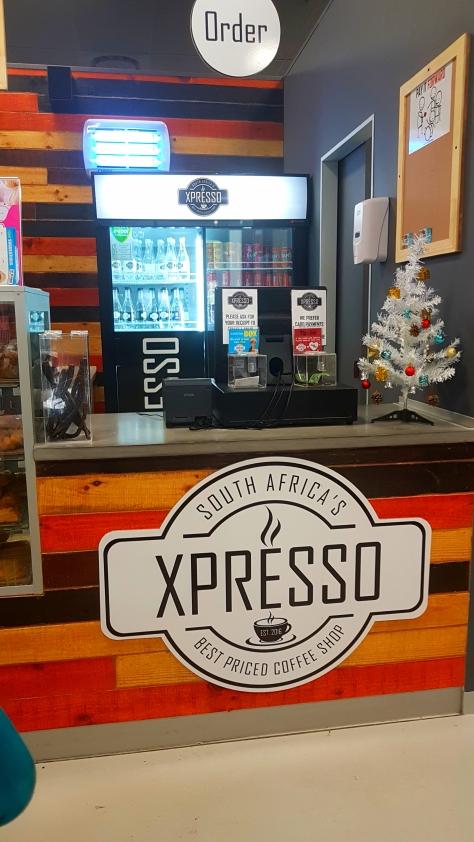 Xpresso in Table Bay Mall