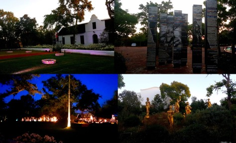 Spier Light Art Festival