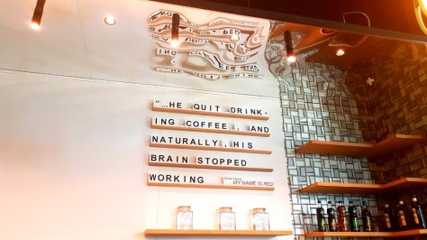 Seattle Coffee quote