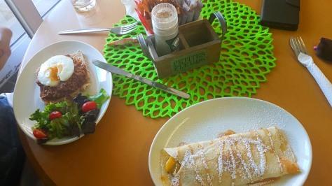 Breakfast at Artideli in Melkbos