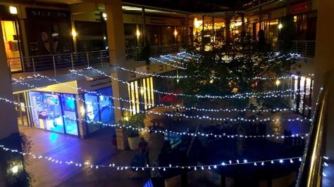 Lights at CTFM, Big Bay