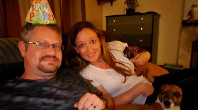 How we celebrated Husband's 39th birthday