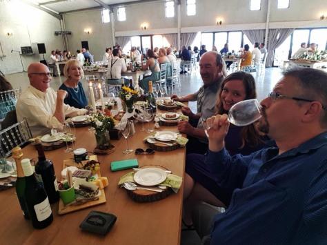 Wedding at Panorama Farm