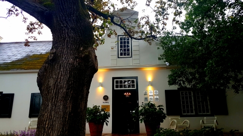 Home for the night - Akademie Street Boutique Hotel in Franschhoek. Perfect for a winter stay, scroll through to see why!