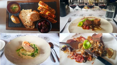 The bread and antipasti on arrival, as well as stuffed chicken and Picanha steak. All the words are in my overview on Bizcommunity!