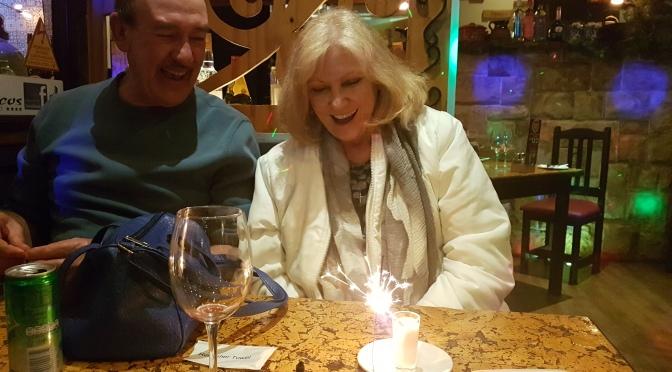 Table Bay Hotel's high tea, Hout Bay road trip, parents' birthday treats