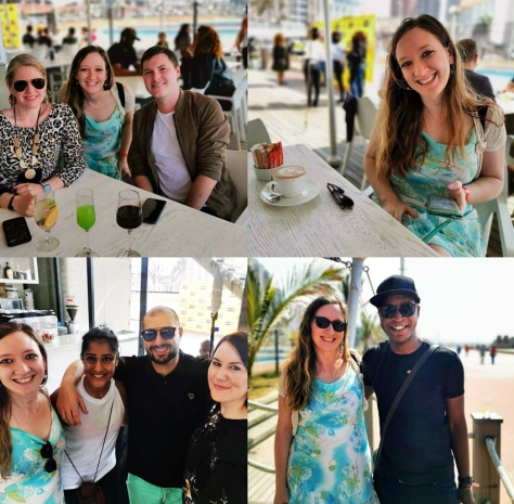 A few social pics from the Brand SA brunch, networking with the industry before the second awards night...